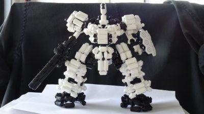 重装二脚人型兵器
