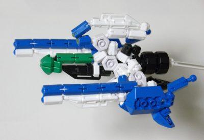 サンダーフォースV RVR-01 GAUNTLET