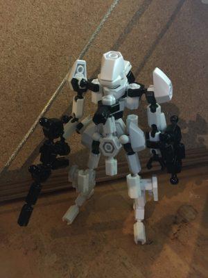 量産型戦闘メカ