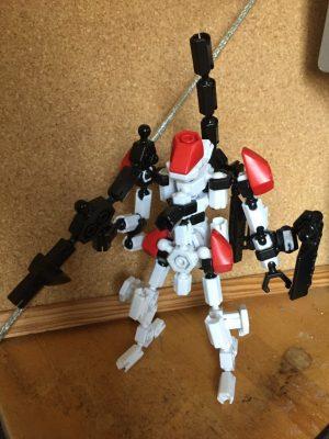 テスト機01-重武装特化-
