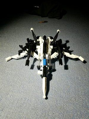 前進翼戦闘機【ズルフィカール】