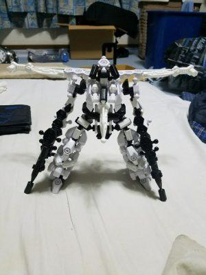 戦術人型可変機【アルビレオ】
