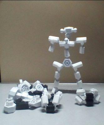 クロスボット00 バトルスターター