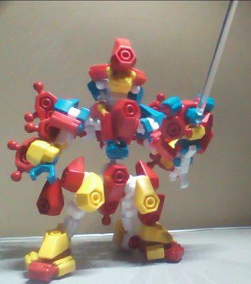 クロスボット01 ガルドブレイブ
