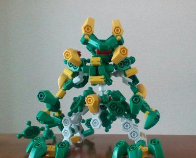クロスボット04 牙竜王
