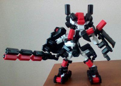 クロスボット05 ジャスティスハンター