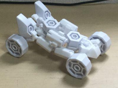 量産型可変偵察車両「ノコ」