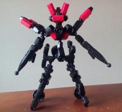 クロスボット06  レッドフラッシュ