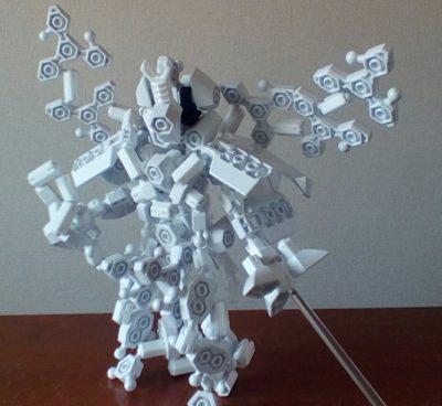 クロスボット08 アトラスナイト
