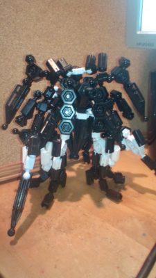 黒い戦闘機-ヴァルティアス-