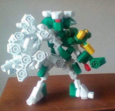クロスボット09 リボルカッパ