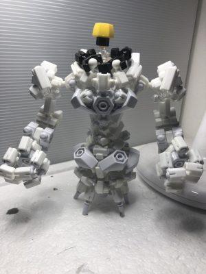 搭乗型ロボット