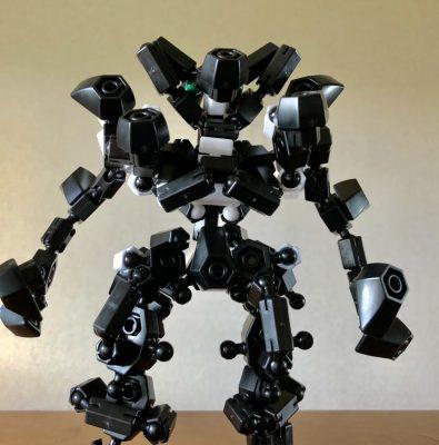 シンプルにロボット4