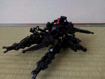アーマード昆虫シリーズVol.2 ミヤマクワガタ+ビームウエポンパック