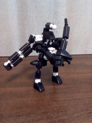ちっちゃい勇者ロボット