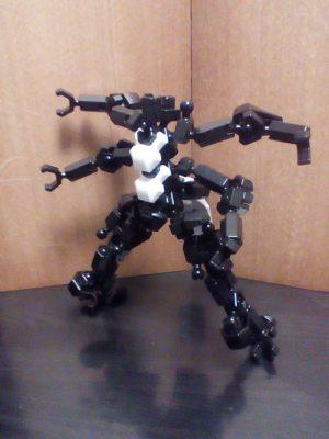 蜘蛛型生物兵器アサシン