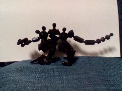 恐竜型兵器A  鳥脚竜タイプ
