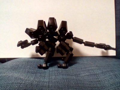 恐竜型兵器A 剣竜タイプ