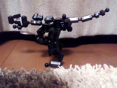 恐竜型兵器B  獣脚竜タイプ