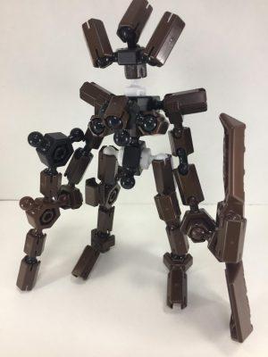 簡易型量産ロボ