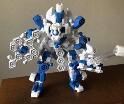 シンプル騎士ロボ