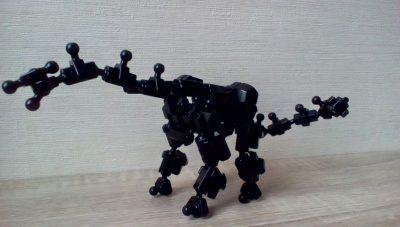 武装恐竜兵器ベヒモス