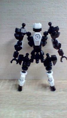 量産歩兵型兵器