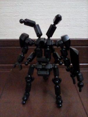 バイオミメティクス人型兵器1 (蠍)