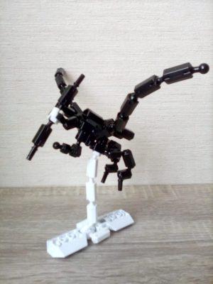 武装恐竜兵器 レイブンM2