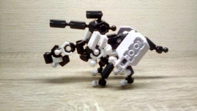 武装動物兵器 サーベルヘッド