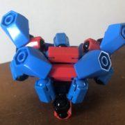 プラス3形態変形ロボ