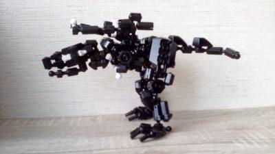 武装恐竜兵器 ナイトエッジ
