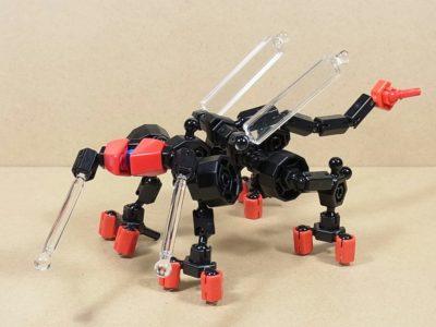 四足獣型ロボ