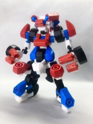 シンプルにロボット5