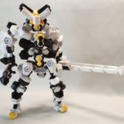 シンプルにロボット6